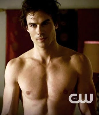 Damon Salvatore sexy