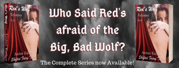 Red's Wolf (PNR)   Amber Kallyn